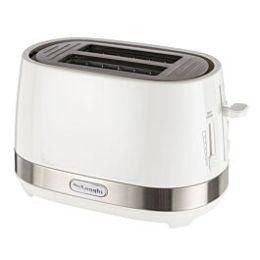 De'Longhi CTLA2003.W Active Line 2 Slice Toaster 800W Defrost Function White