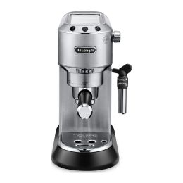 De'Longhi EC685.M 1450W 1L Dedica Espresso Ground Coffee & Pod Machine Maker