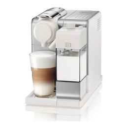 De'Longhi EN560.S Lattissima Touch 1400W 0.9L Nespresso Coffee Pod Machine Maker