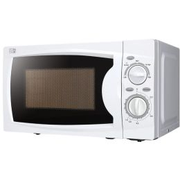 Essentials C17MW14 NEW Compact 17L 700W Manual Control Solo Microwave Oven