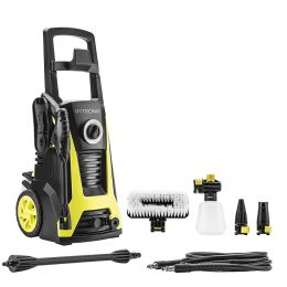 VYTRONIX Pressure Washer Powerful High Performance 1800W Jet Wash For Car Patio