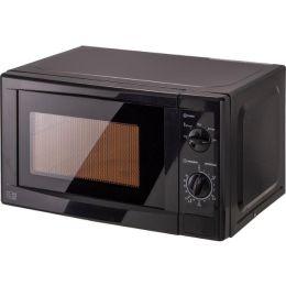Asda/George Home GMM001B-18 NEW 17L Freestanding Manual Compact Microwave Black