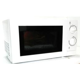 Asda/George Home GMM101W-18 17L Freestanding Manual 700W Compact Microwave White