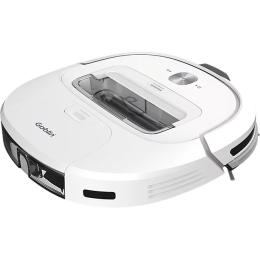 Goblin GRV101W-20 Cordless Robotic Bagless Vacuum Cleaner 0.5L Robot White