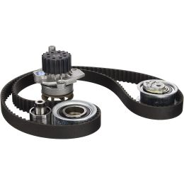 INA 530 0550 32 Vehicle Water Pump and Timing Belt Kit VW/Audi Black