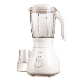 Kenwood BL335 NEW 350W 1L One Touch Food Blender with Mill Grinder Attachment