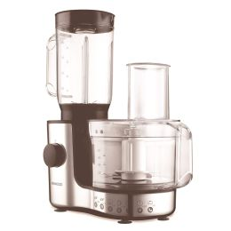 Kenwood FP196 600W 1.4L Powerful Side by Side 2 Speeds & Pulse Food Processor