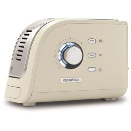 Kenwood TCM300CR NEW Turbo 2300W 5 Browning Settings Compact 2-Slice Toaster