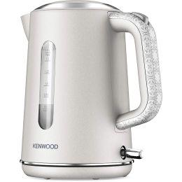 Kenwood ZJP05.A0CR NEW Abbey Jug Kettle Anti-limescale Filter 3000W 1.7L - Cream