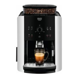 Krups EA811840 NEW Arabica Espresso Bean to Cup Coffee Maker Black & Silver