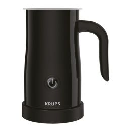 Krups XL100840 NEW Electric Milk Frother with Frothing Control 500W 0.3L - Black