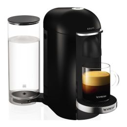 Krups XN900840 1260W 1.7L Vertuo Plus Nespresso Coffee Pod Machine Maker