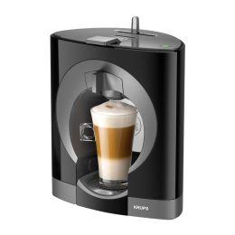 Krups KP110840 Dolce Gusto Oblo Pod Coffee Machine Maker 0.8L 1500W - Black