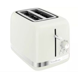 Moulinex LT300A41 2 Slice Toaster with Lift & Look Function 850W Ivory