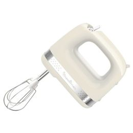 Moulinex HM211A11 NEW Hand Mixer with 2 Speeds Powerful Electric Mixer Ivoire