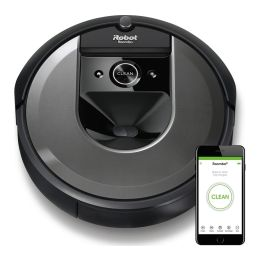 iRobot Roomba I7158 Cordless Robot Vacuum Cleaner with Smart Mapping 14.4V