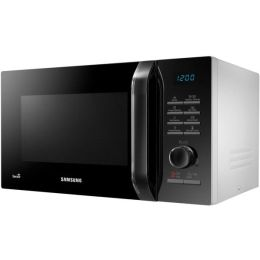 Samsung MS23H3125AW NEW Solo 23L 800W Digital Microwave Oven With Enamel Coating