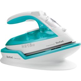 Tefal FV6520G0 NEW Cordless Steam Generator Iron Freemove Air 2400W Blue & White