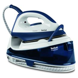 Tefal SV6040 NEW Fasteo 2200W 1.2L Ceramic Steam Station Generator Iron