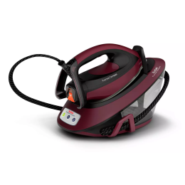 Tefal SV7130G0 Express Compact Steam Generator Station Iron 1.7L 2600W Red