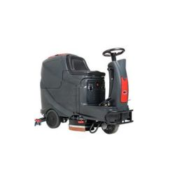 Viper AS710R Industrial Commercial Equipment 24v Cordless Ride-On Floor Scrubber
