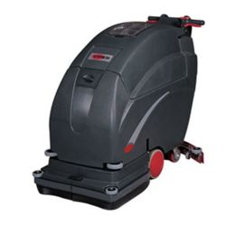 Viper FANG26T Industrial Commercial 24v Cordless 2600mh Transaxle Floor Scrubber