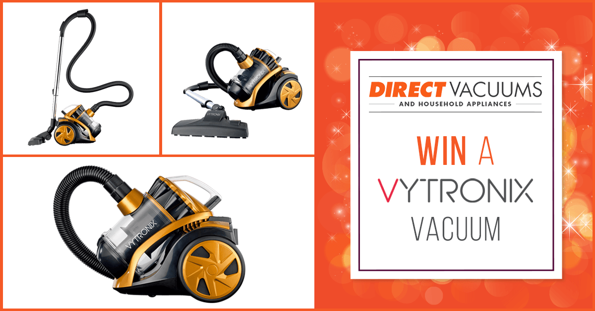 win a vytronix vacuum cleaner